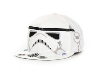 Star Wars 'Stormtrooper' Flat Peak Baseball Cap